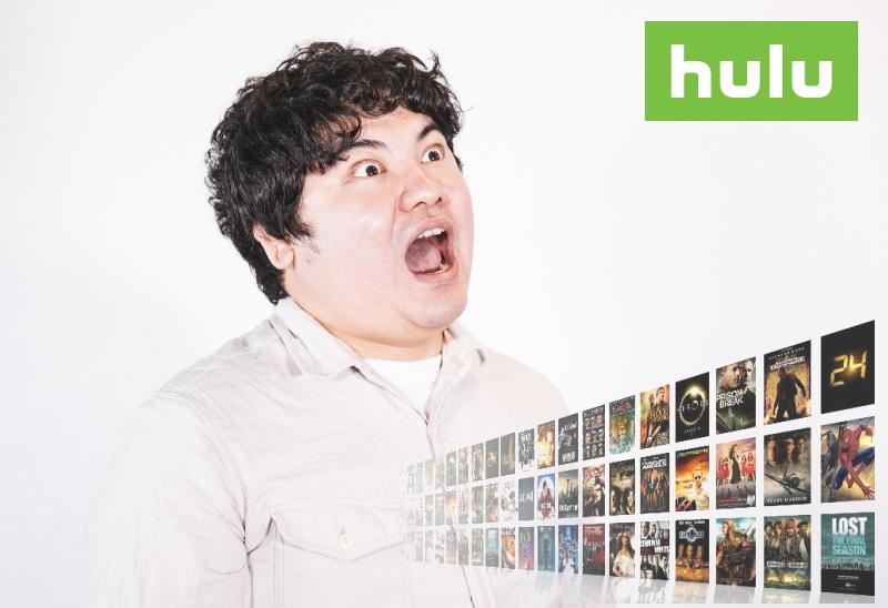 動画配信サービス「hulu」(フールー)とは?