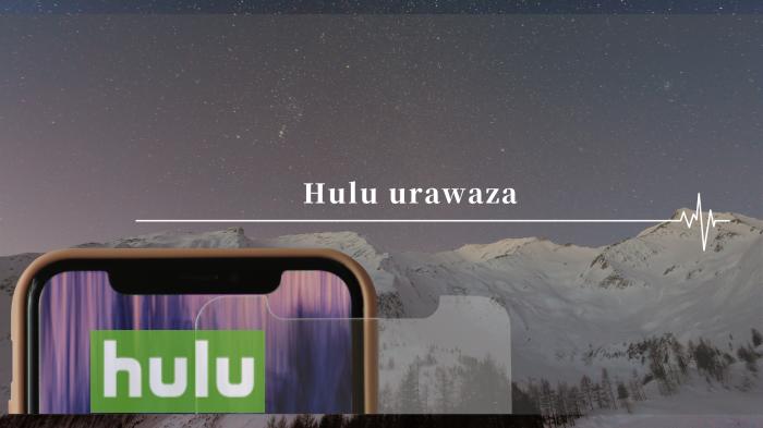 【知ってる?】Huluの短い無料期間を1か月に伸ばすキャンペーンを使った裏ワザ
